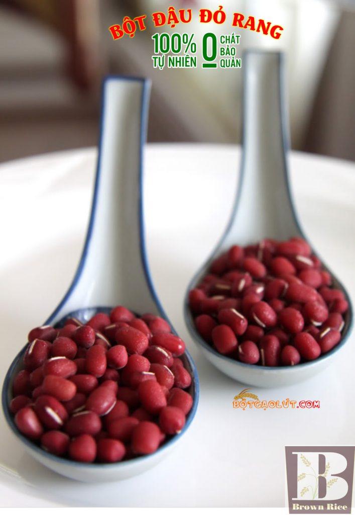 bột đậu đỏ