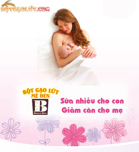 bot-gao-lut-me-den-loi-sua-giam-can
